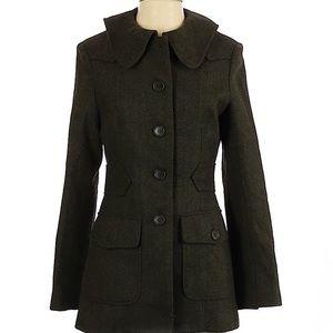 Easton Neston special ed Max Studio Green Coat 2